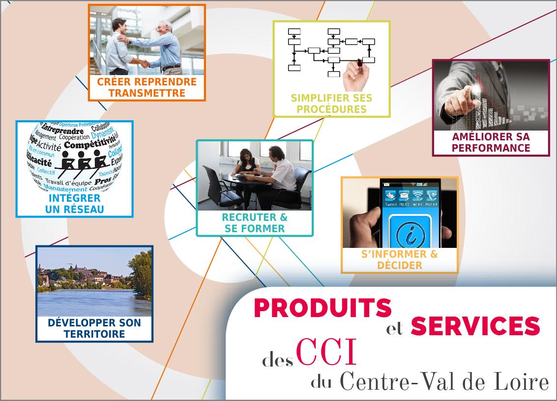 Catalogue de produits et services
